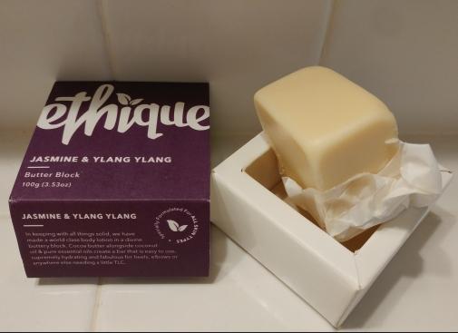 Jasmine and Ylang Ylang butter block