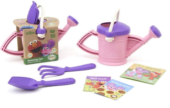 Green Toys Abby Cadabby Watering Can